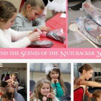 Behind the Scenes with Nutcracker