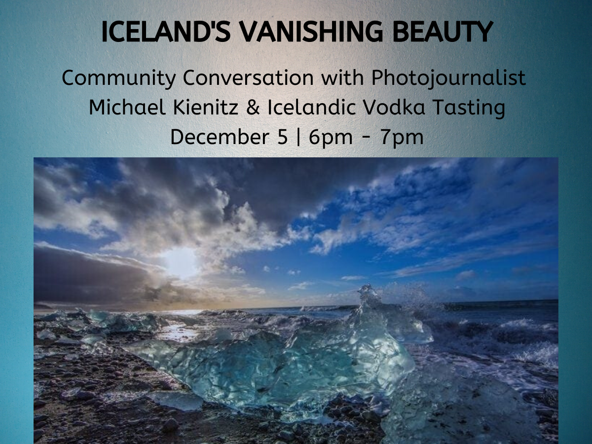 Iceland's Vanishing Beauty