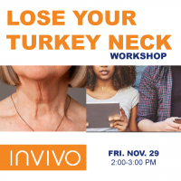 Lose your turkey neck with Adrienne Hauck