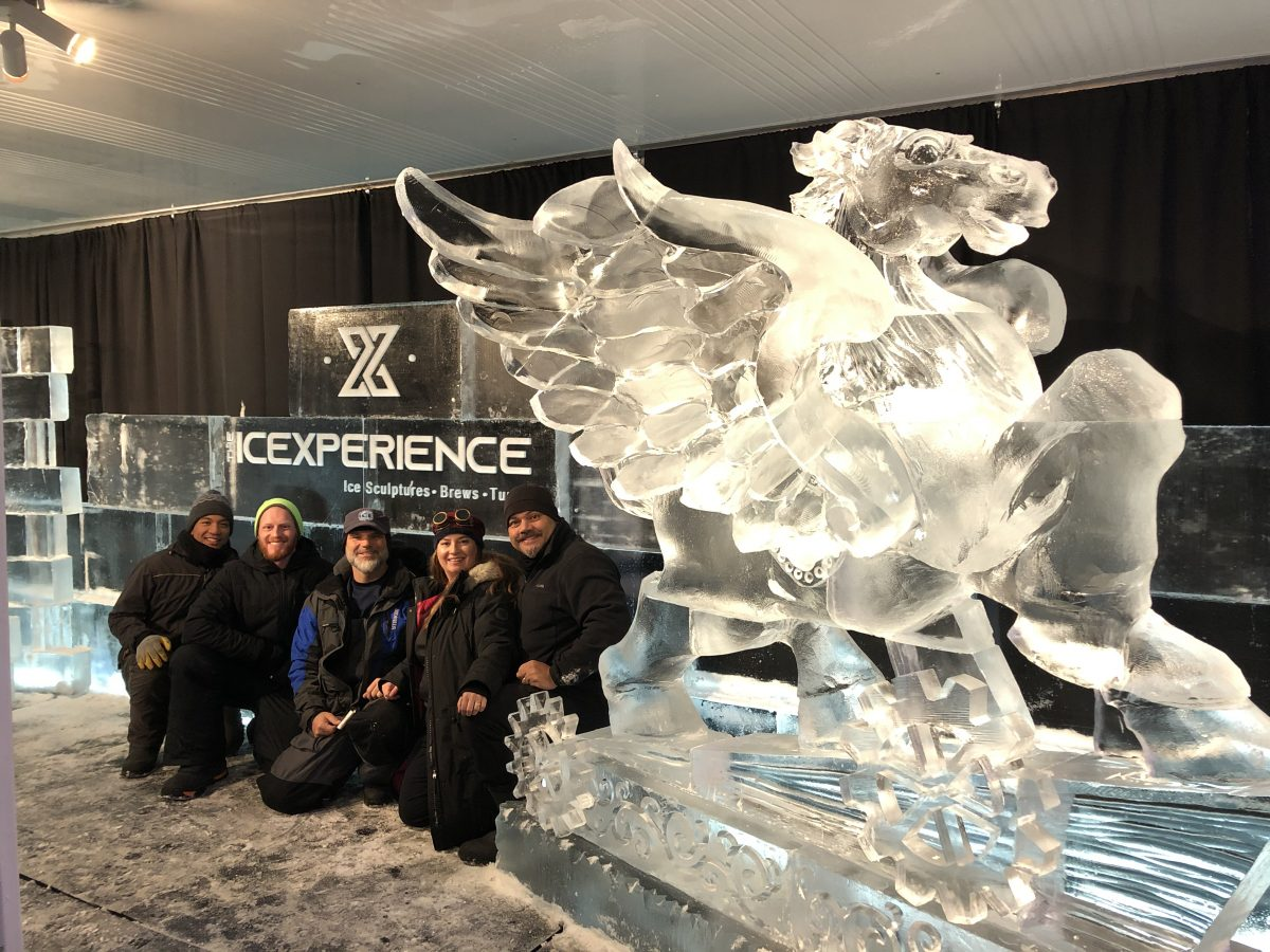 The Ice Xperience