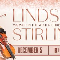 Lindsey Stirling at the Riverside Theater