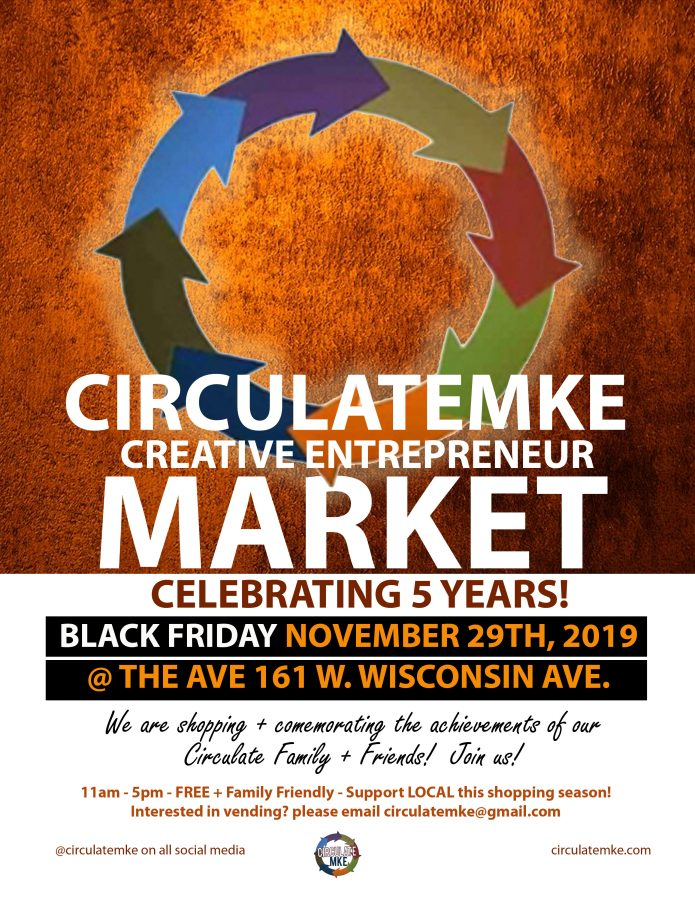 5th Annual CirculateMKE Creative Entrepreneurial M...