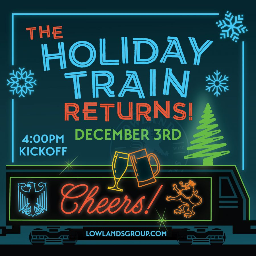 The Holiday Train Returns