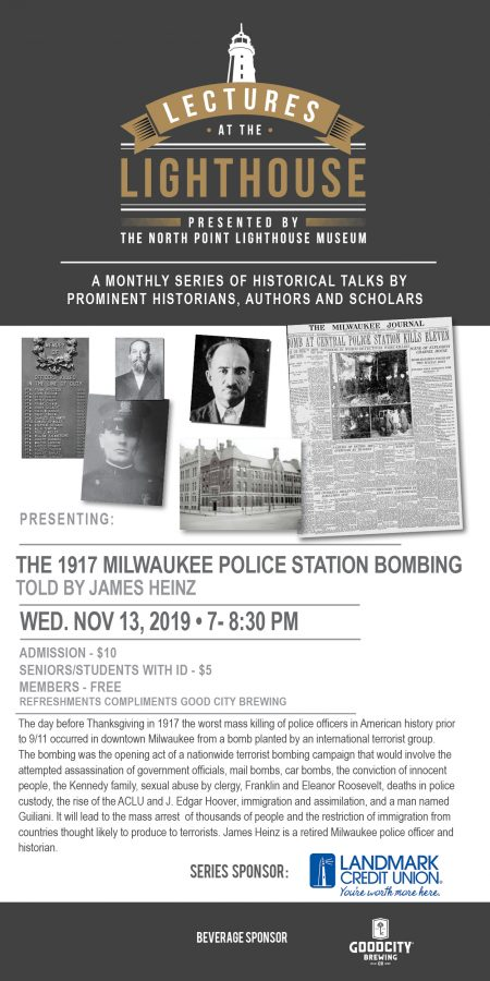 Lecture at the Lighthouse: The 1917 Milwaukee Poli...
