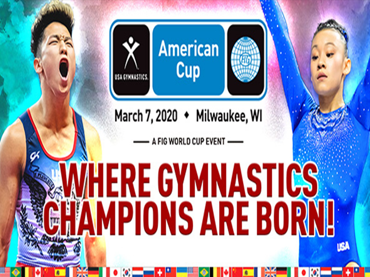American Cup Weekend 2020: USA Gymnastics