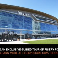 Fiserv Forum Tours