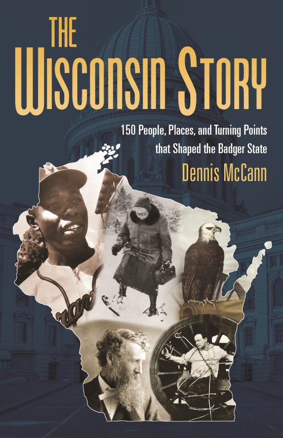 'The Wisconsin Story' Author Talk and Book Signing...