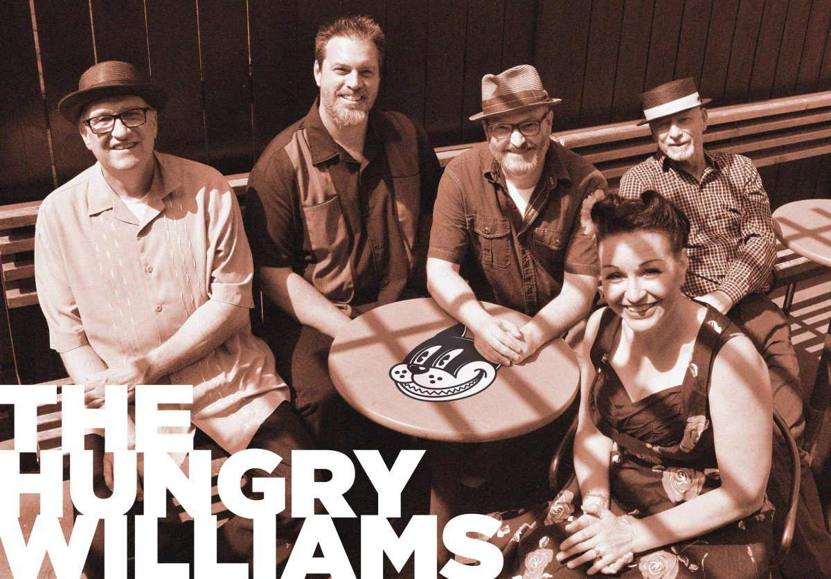 First Fridays presents Hungry Williams