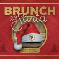 Brunch with Santa at Cafe Bavaria