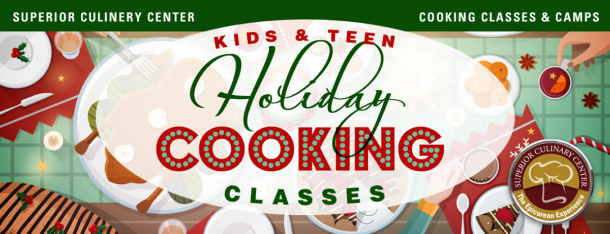 Holiday Appetizers – Kids & Teens Holiday Co...