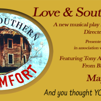LOVE & SOUTHERN D!SCOMFORT Featuring Tony Award Nominee Felicia P. Fields