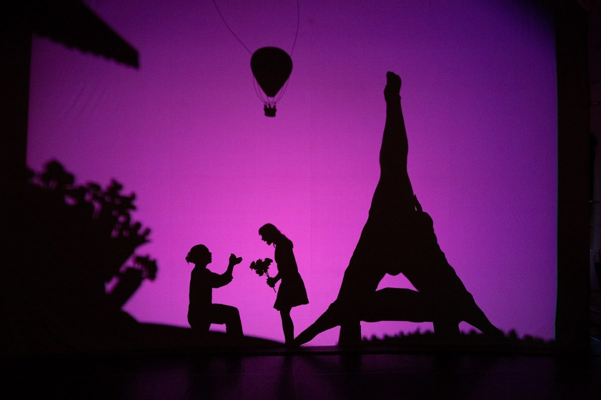 Pilobolus' Shadowland: The New Adventure