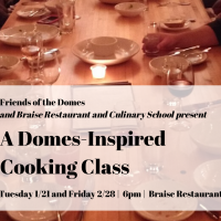A Domes-Inspired Cooking Class