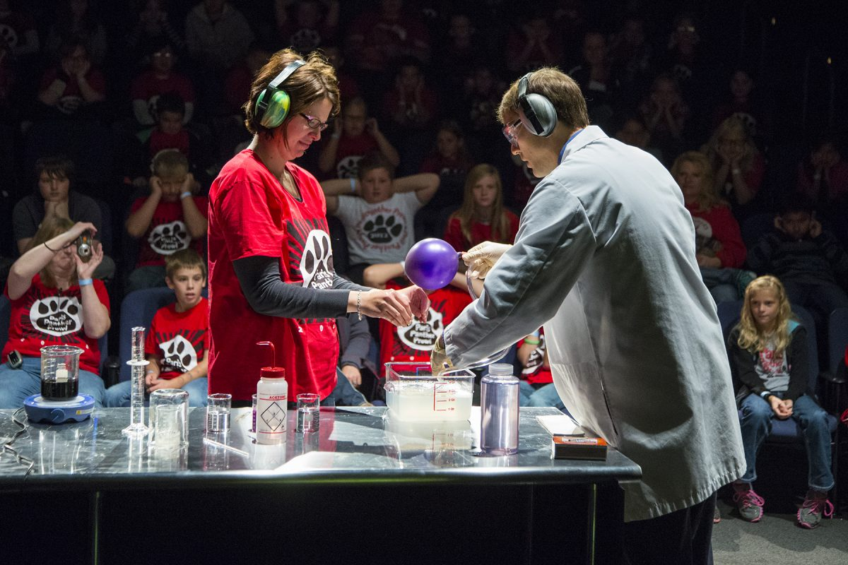 Forces - An Interactive Science Show
