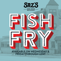 Saz's State House Fish Fry