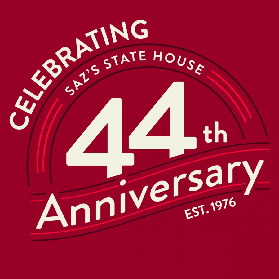 Saz's State House 44th Anniversary Party