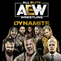 "NEW DATE: All Elite Wrestlng presents ""DYNAMITE!"""