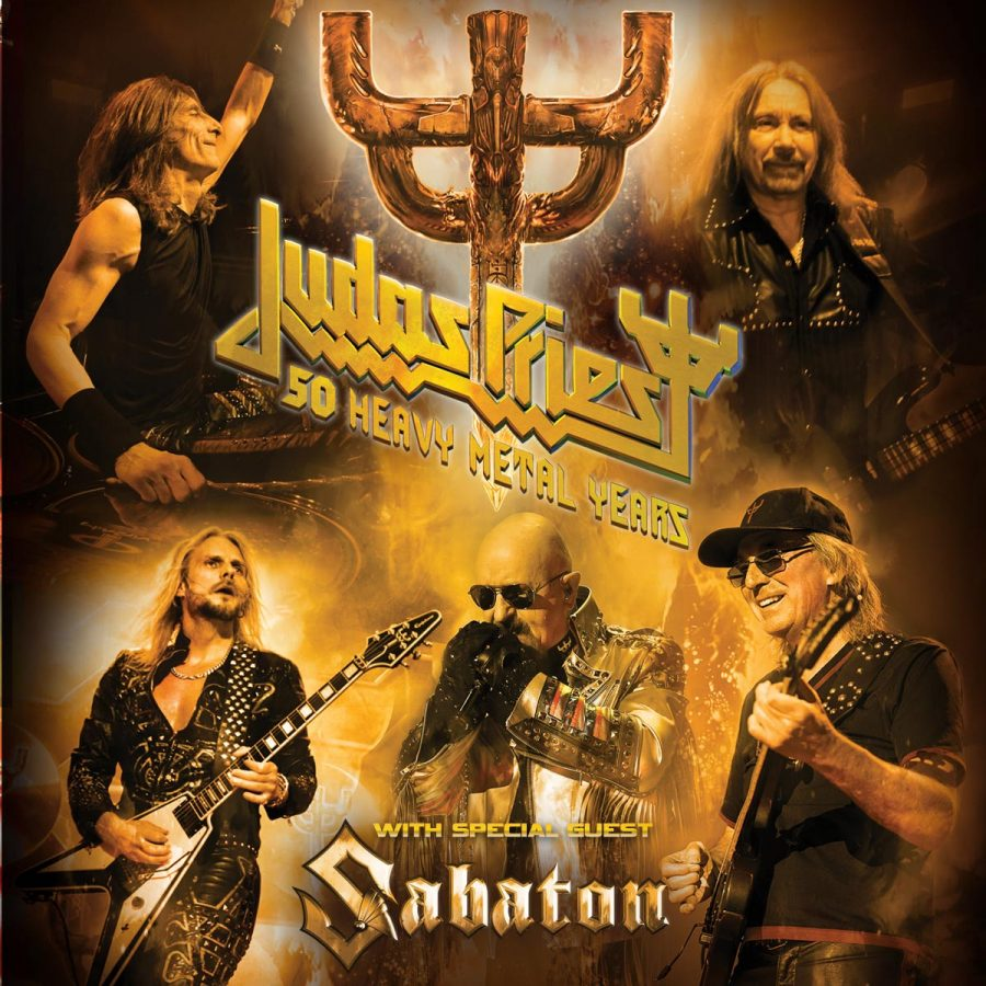NEW DATE: Judas Priest: 50 Heavy Metal Years with ...