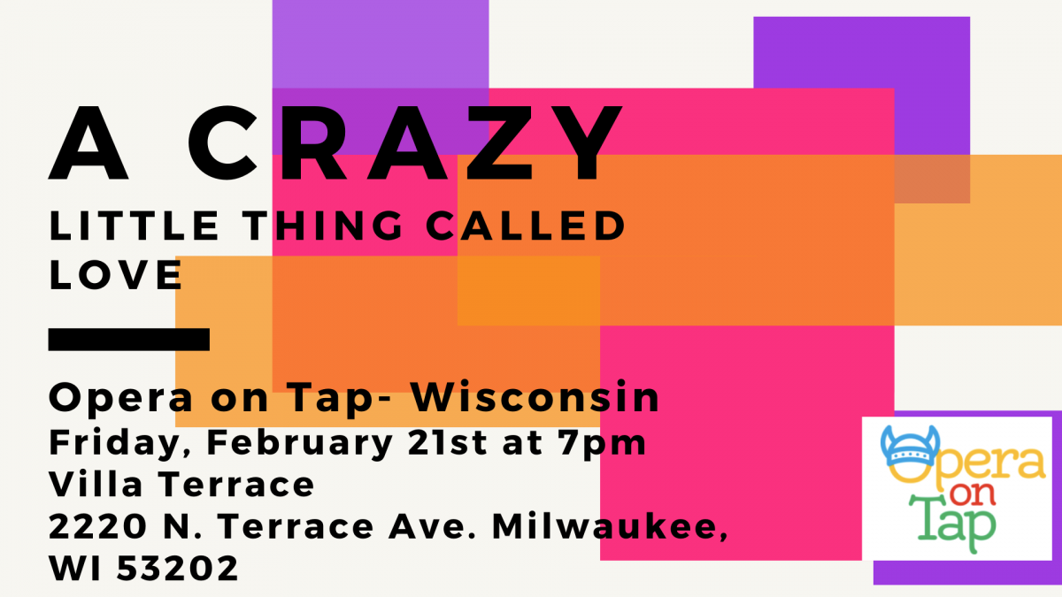 A Crazy Little Thing Called Love: Opera On Tap