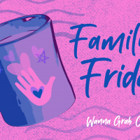 Wanna Grab Coffee? Family Friday