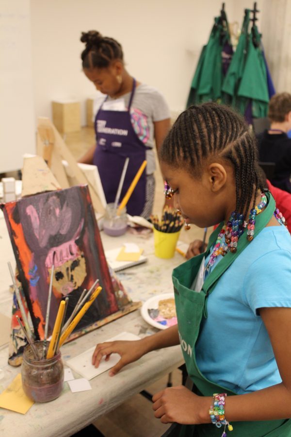 Milwaukee Art Museum Online Summer Camps: Painting...