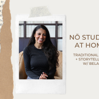 Nō Studios At Home: Traditional Chai + Storytelling