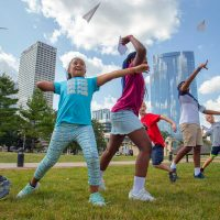 Discovery World Summer Camp: Bubble, Pop, Bang!