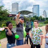 Discovery World Summer Camp: Digital Photographer