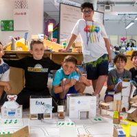 Discovery World Summer Camp: Jr. Printmaker