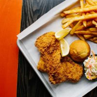 Friday Fish Fry at MOTOR Bar & Restaurant