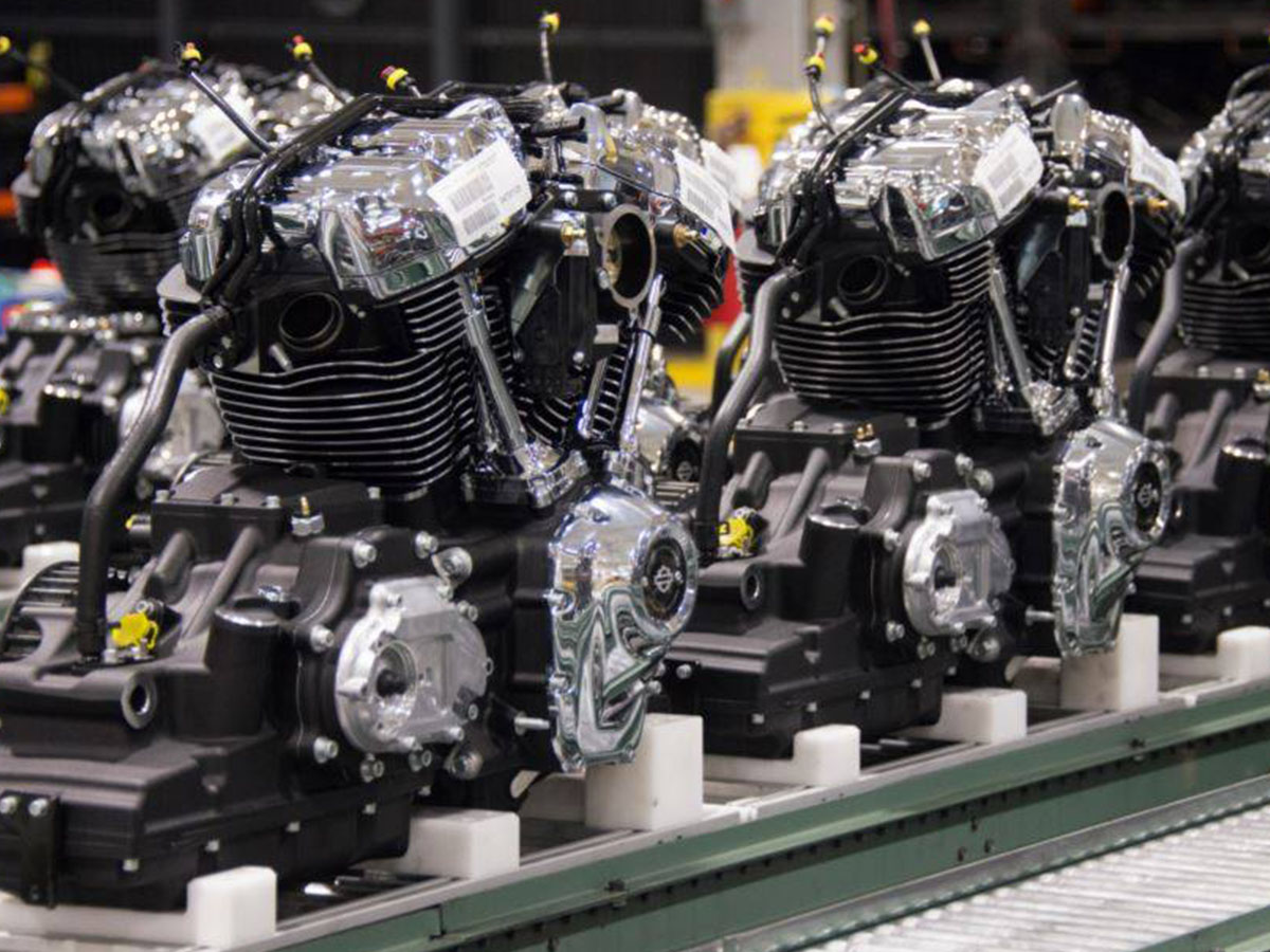 Engines 101 at the Harley-Davidson Museum