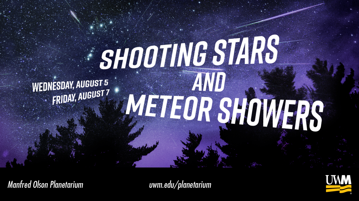 Shooting Stars and Meteor Showers (Virtual)