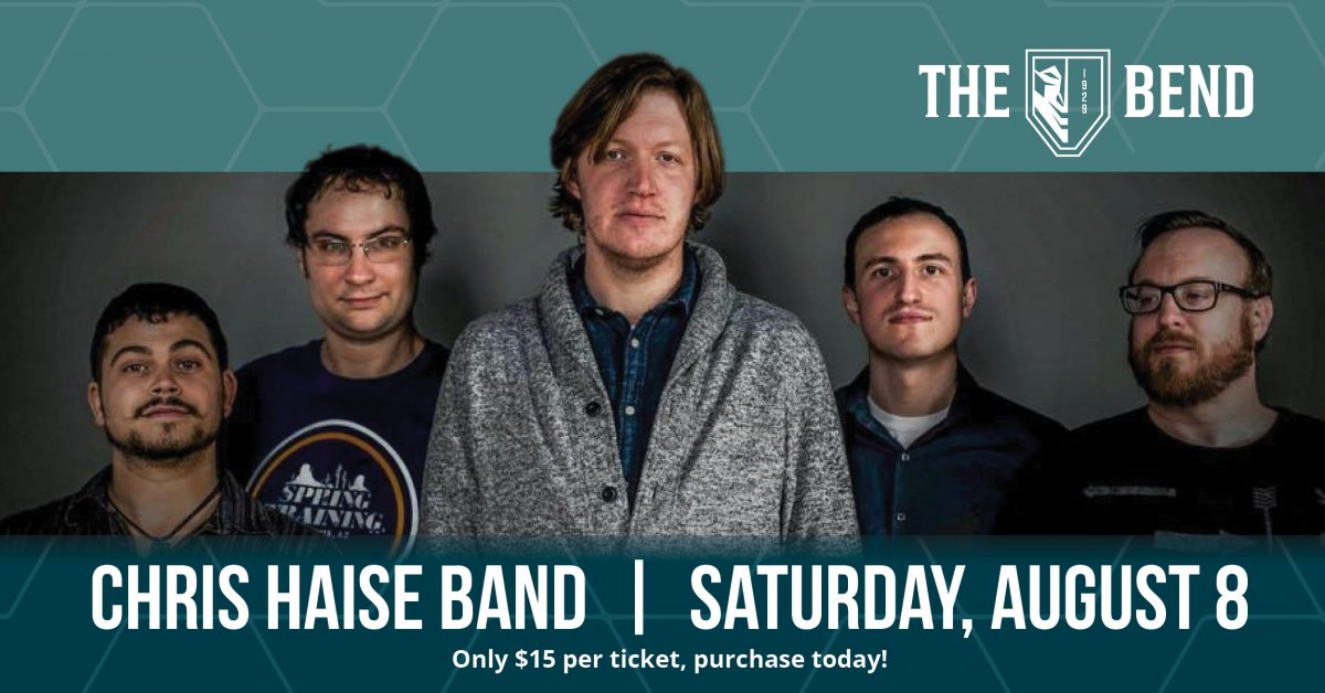 Chris Haise Band at The Bend