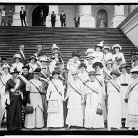 The Woman's Hour has Struck: Wisconsin's Role in the Women's Suffrage Movement