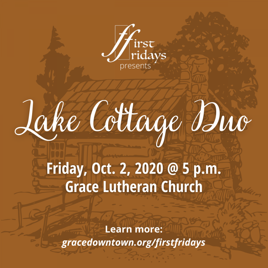 First Fridays presents Lake Cottage Duo