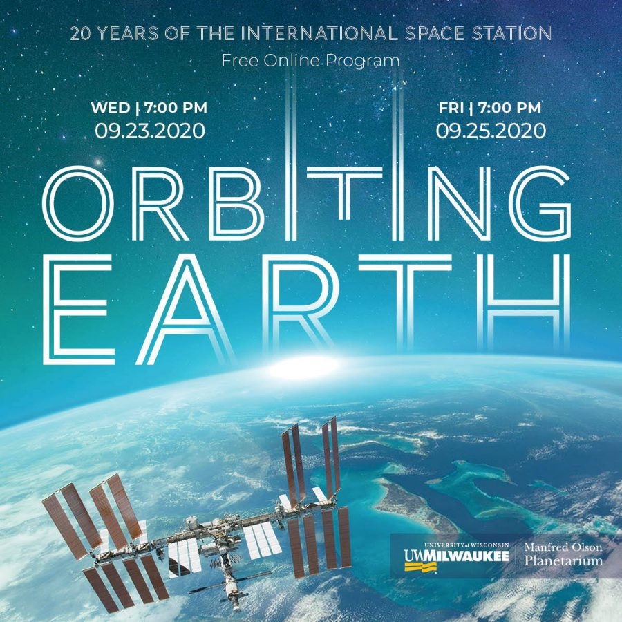 Orbiting Earth: 20 Years of the International Spac...