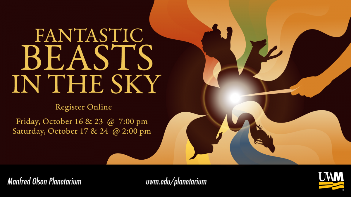 Fantastic Beasts in the Sky