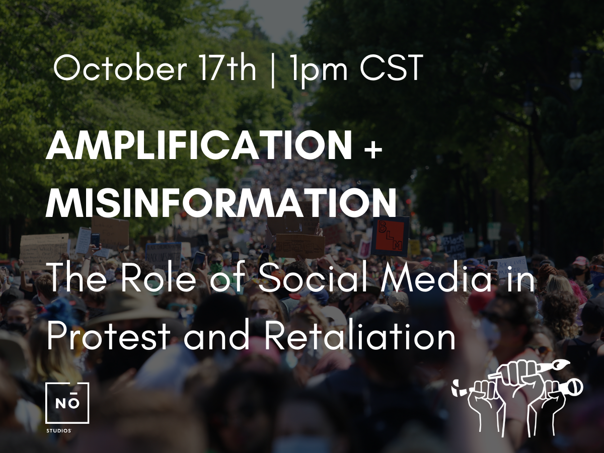 AMPLIFICATION AND MISINFORMATION: The Role of Social Media in Protest and Retaliation