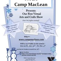 Virtual Craft Fair - YMCA Camp MacLean