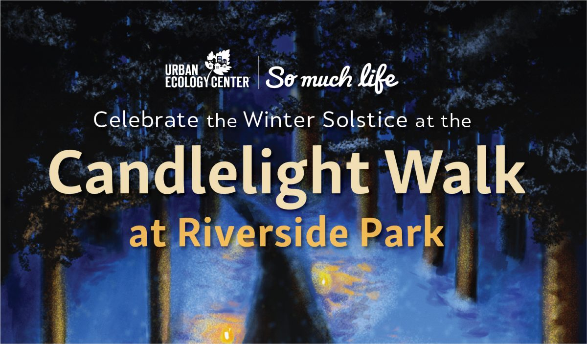 Candlelight Walk for adults and teens