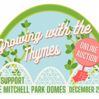 Growing With The Thymes - Online Auction