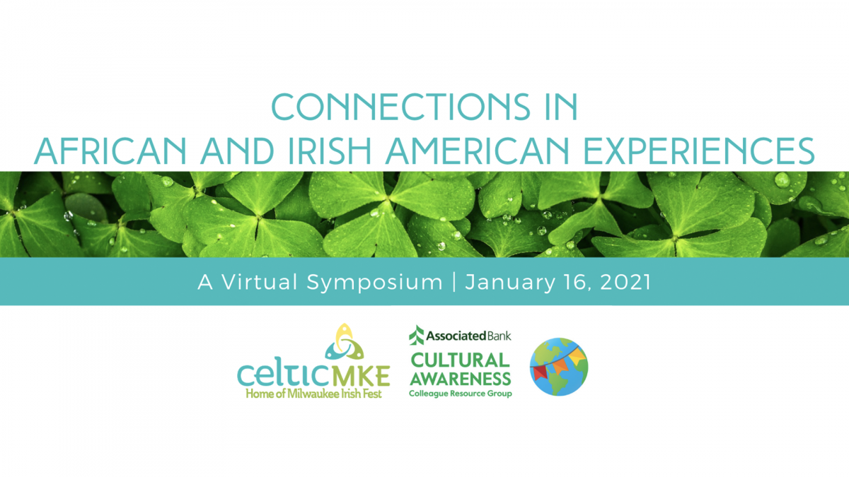 Connections in Irish and African American Experien...