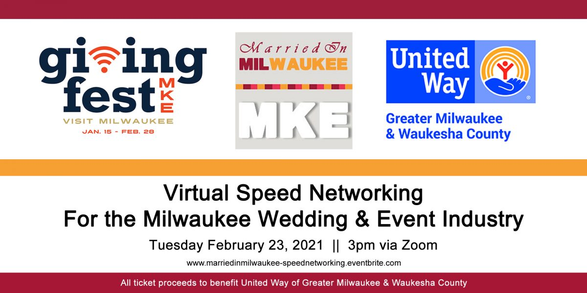 Virtual Speed Networking for Wedding Vendors