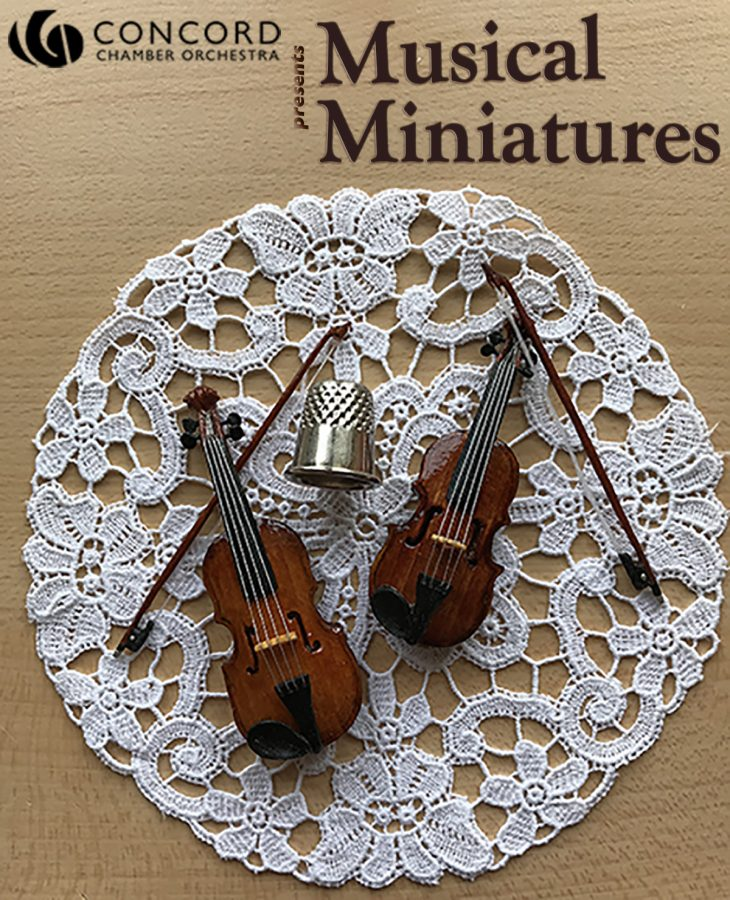 Musical Miniatures Virtual Chamber Ensemble Concert