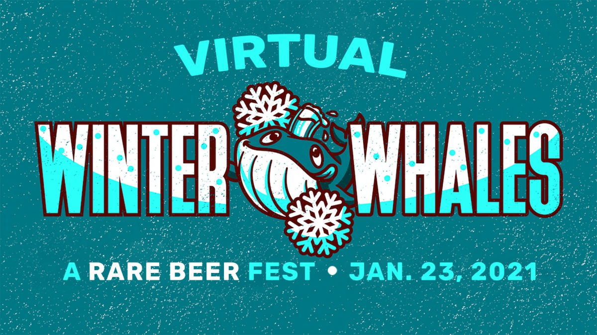 Winter Whales: A Virtual Rare Beer Fest