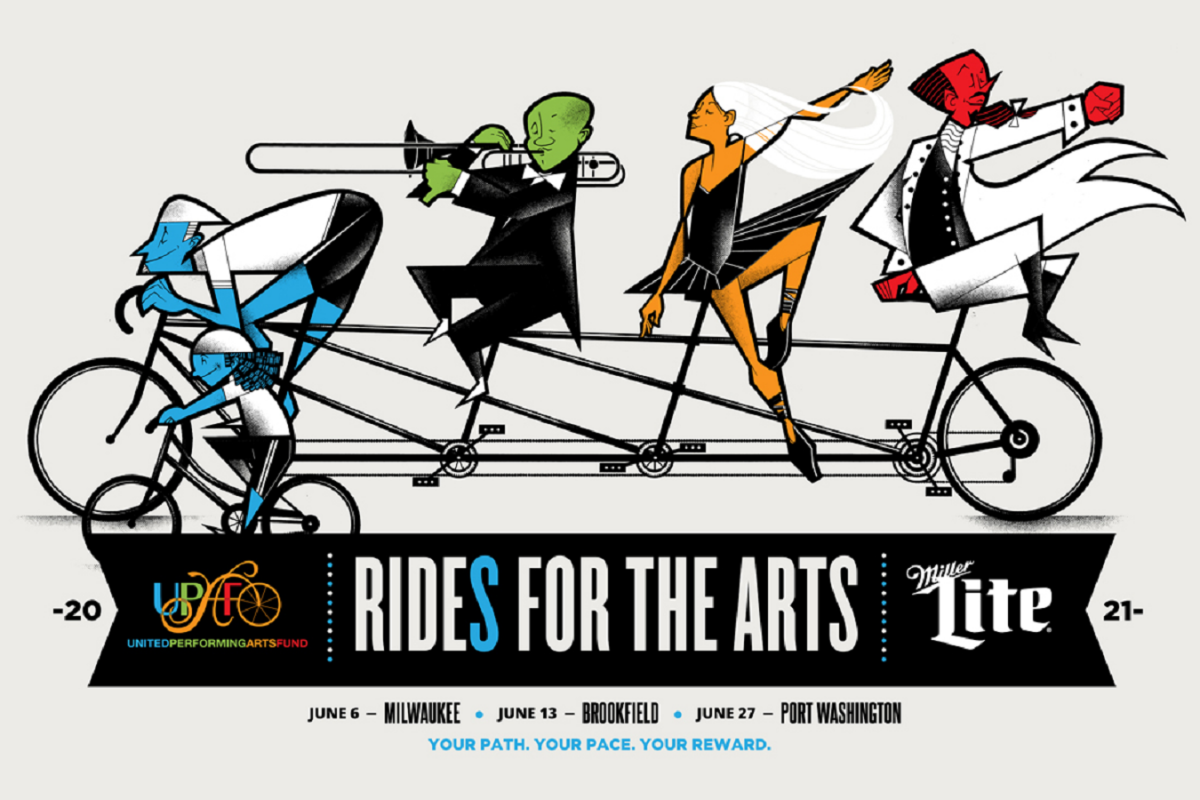 UPAF Ride for the Arts Series