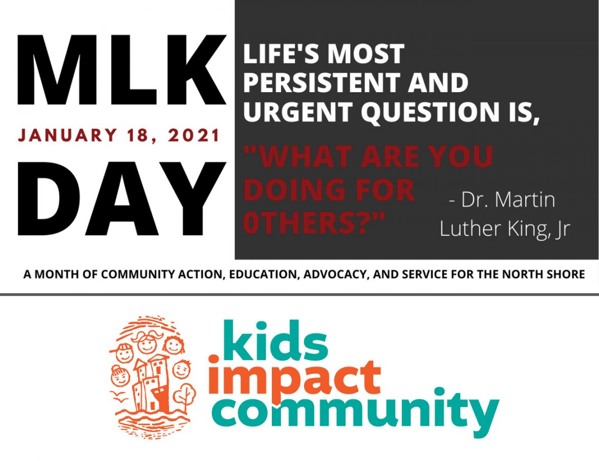 MLK Virtual National Day of Service Event (all age...