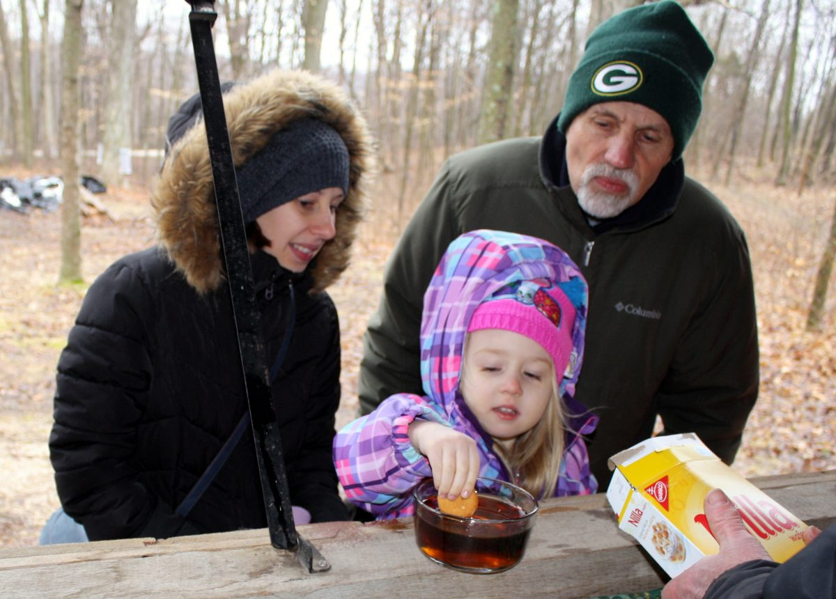 Maple Syrup Family Day