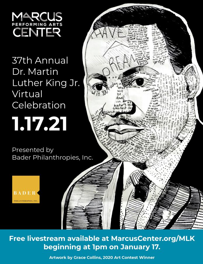 37th Annual Dr. Martin Luther King, Jr. Birthday Celebration
