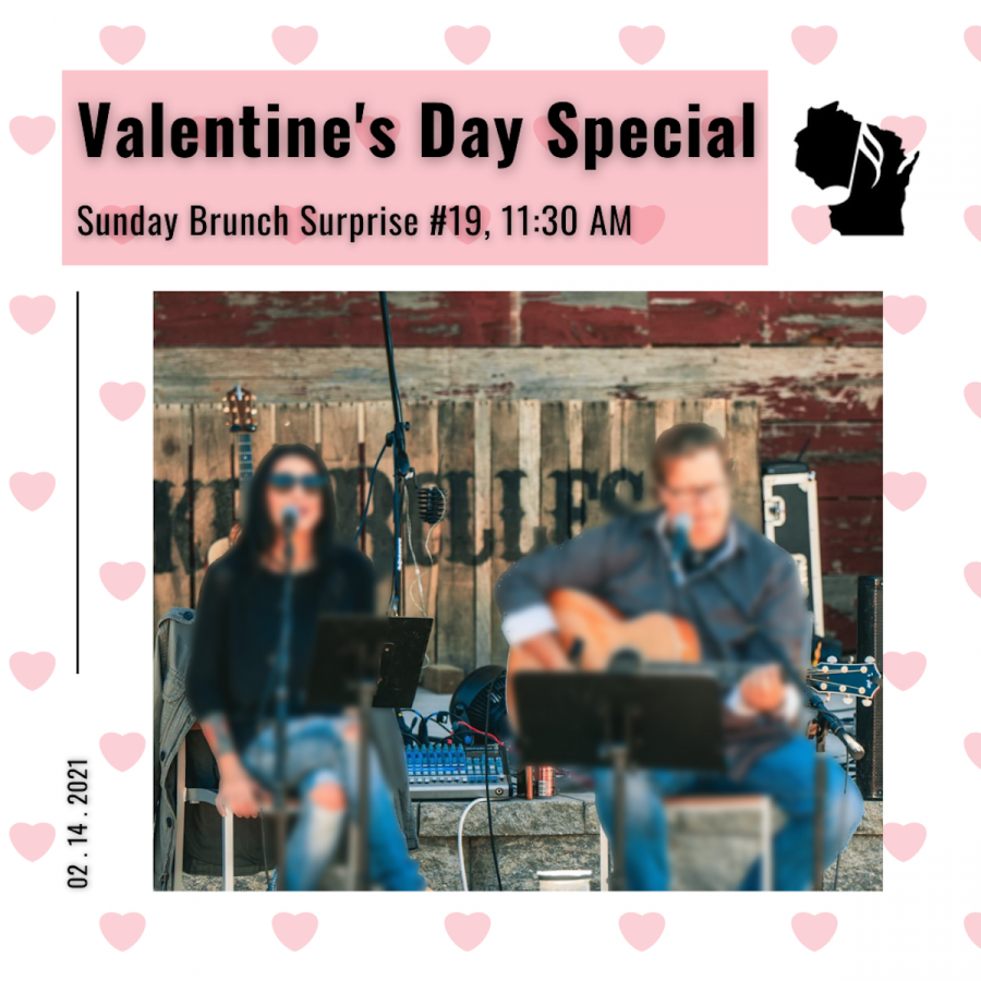 Valentine's Day Special! Sunday Brunch Surprise Concert #19